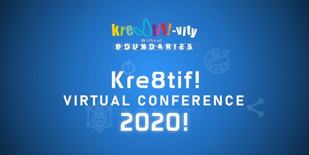 Kre8tif! Virtual Conference